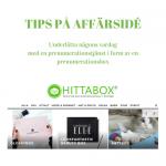 Tips på affärsidé – prenumerationsboxar